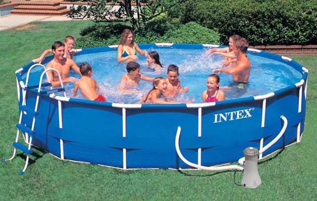intex zwembad kopen prijzen uitvoeringen