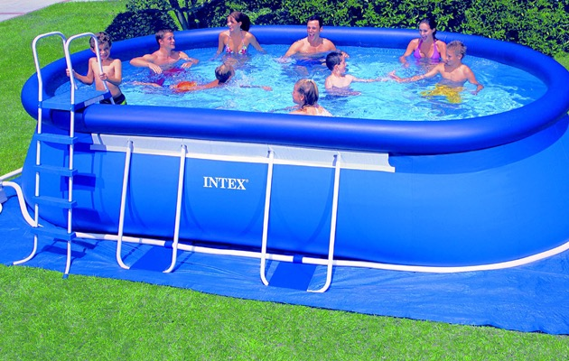 Intex zwembaden