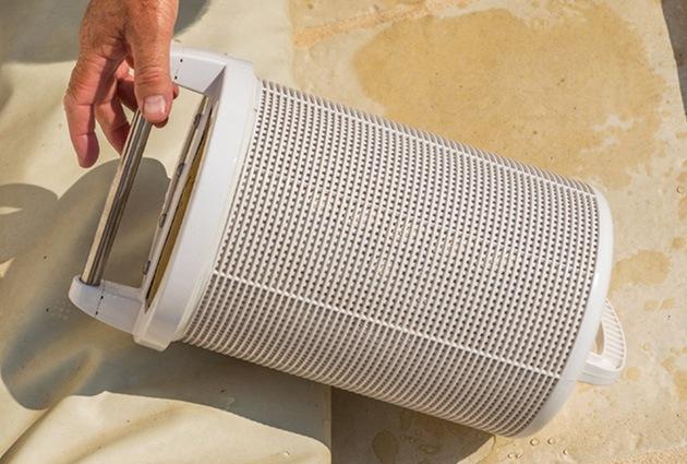 onderhoud zwembad filter