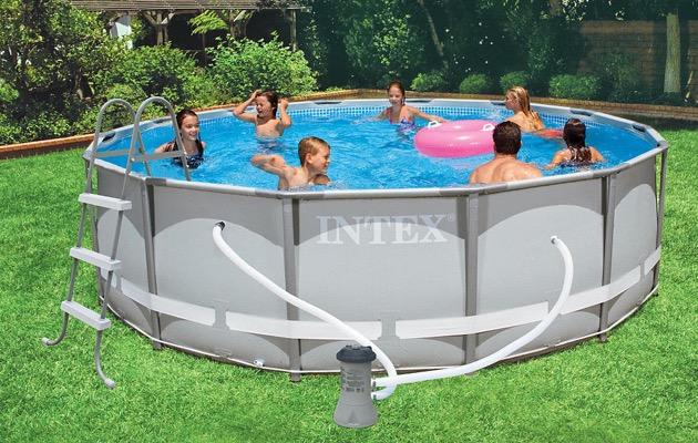 Vrijstaand goedkoop zwembad