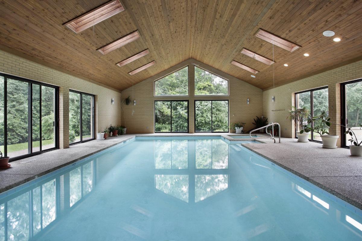 Inbouw zwembad soorten en prijzen for Kostprijs polyester zwembad