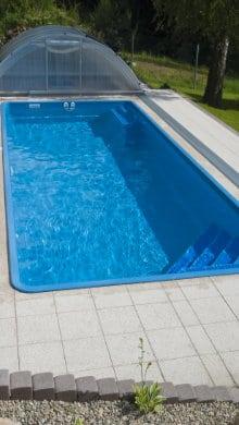 inbouwzwembad plaatsen