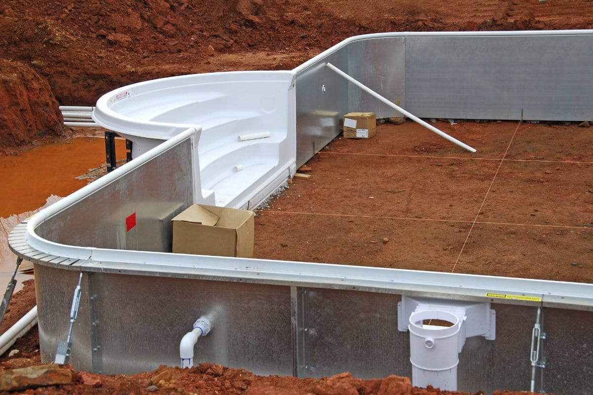 Inox zwembaden voor en nadelen mogelijkheden prijzen for Ingebouwd zwembad zelf maken